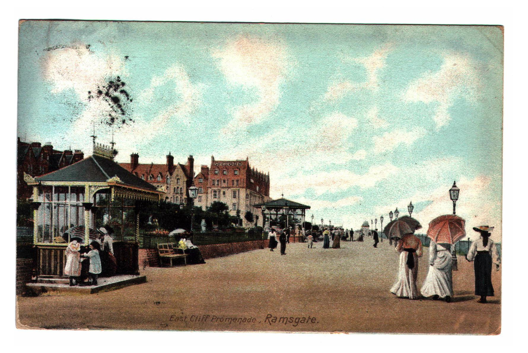 Old Ramsgate - West Cliff